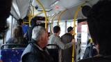 Алармираха за претъпкани градски автобуси в Пловдив