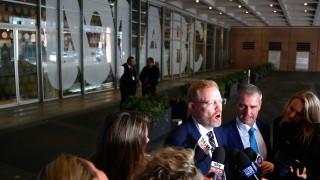 Австралийската полиция нахлу в телевизия, заради статии с класифицирана информация