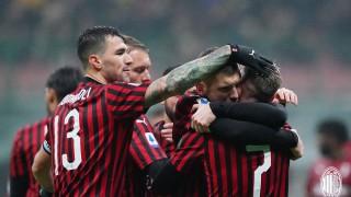 Ребич продължава да блести за Милан