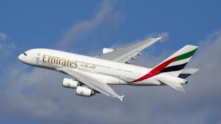 Печалбата на Emirates се срина с 82%