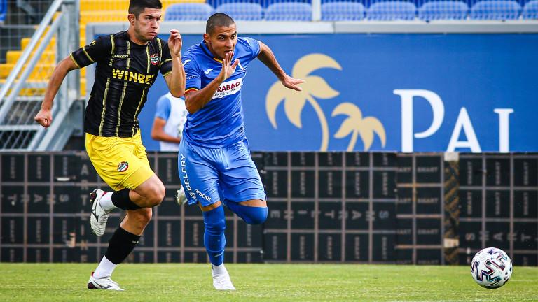 Крилото Здравко Димитров има проблеми в последно време. 22-годишният играч