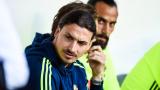 Няма шанс Златан Ибрахимович да играе на Мондиал 2018