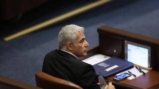 Лапид готов да състави израелско правителство, ако Нетаняху не успее