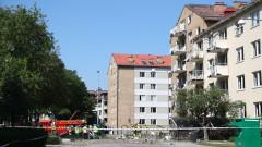 25 души са ранени при експлозия в жилищни сгради в Швеция