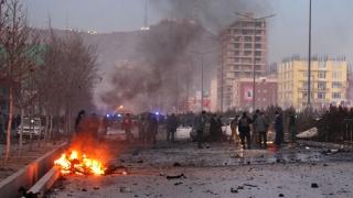 Загинали и ранени при атентат в Кабул