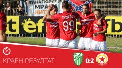 ЦСКА 1948 премина и през Хебър, записа четвърта поредна победа в Трета лига