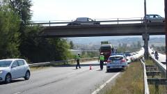 Турски тир уби 45-годишен велосипедист от Ружинци