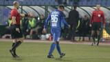 Удар за Левски преди дербито с ЦСКА, Валери Божинов се контузи