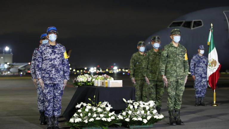 Мексико задмина Италия по брой на починалите от COVID-19