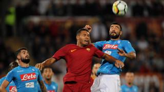Наполи победи Рома като гост и се откъсна на върха