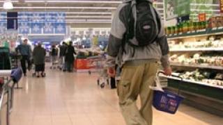 Масово се краде храна от италианските супермаркети