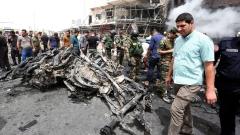 Най-малко 17 убити при три атентата в Багдад