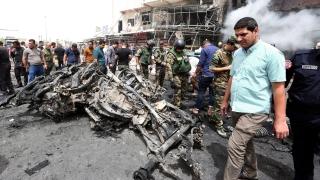 Жена детонира бомба на претъпкан пазар в Ирак, изби поне 30 души