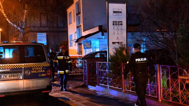 Хиляди нарушения в полската стая с трикове, където загинаха 5 деца
