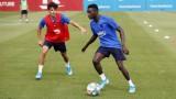 Барселона прати защитник в Гърция