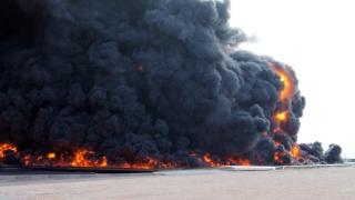 Двоен бомбен атентат уби 10 души в Либия