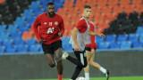 Санкаре проведе разговор с шефовете на ЦСКА