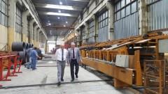 Работа за 30 затворници осигурява нов цех в Стара Загора