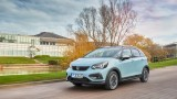 Honda Jazz Crosstar e:HEV - идеалният втори автомобил