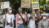 Военните в Мианмар отричат да са извършили преврат, нямали друг избор