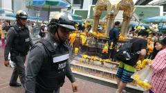 Откриха три невзривени бомби в тайландски курорти