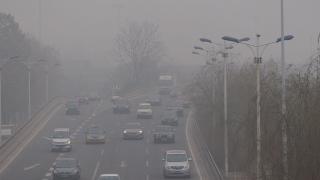Въздухът в този китайски град е 100 пъти по-мръсен от допустимото