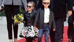 Кралските близнаци на Монако