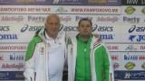 Павел Ангелов последен в тренировката в ПьонгЧанг