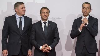 Правилата за командировани работници предават духа на ЕС, смята Макрон