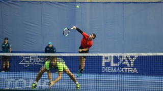 Никола Мектич и Александър Пея са на 1/2-финал на двойки на Sofia Open 2018