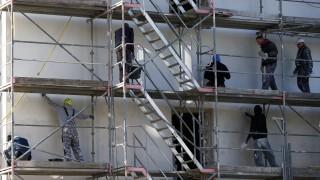 По-малко трудови злополуки в строителството