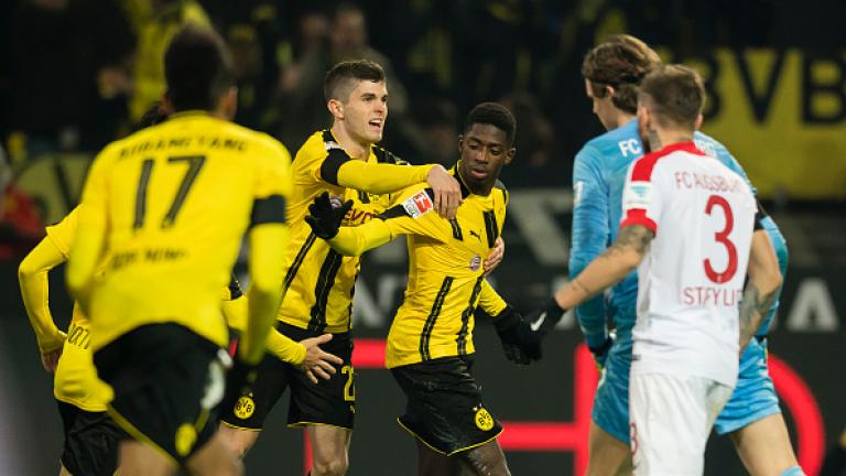 Дортмунд пак измами Барса, 130 млн. за Дембеле вече са малко