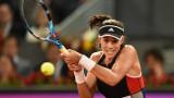 Гарбине Мугуруса се класира на 1/4-финал на Thailand Open