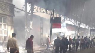 Най-малко 24 загинали и 50 ранени след инцидент с влак в Кайро