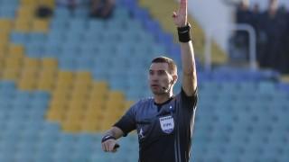 Георги Кабаков получи наряд за дербито ЦСКА - Левски