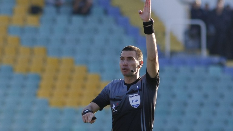 Георги Кабаков ще ръководи голямото дерби на Първа лига между ЦСКА и Лудогорец