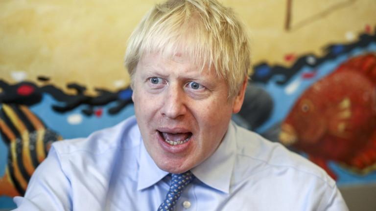 Джонсън плаши с чистка депутатите си, гласуващи против правителството за Брекзит