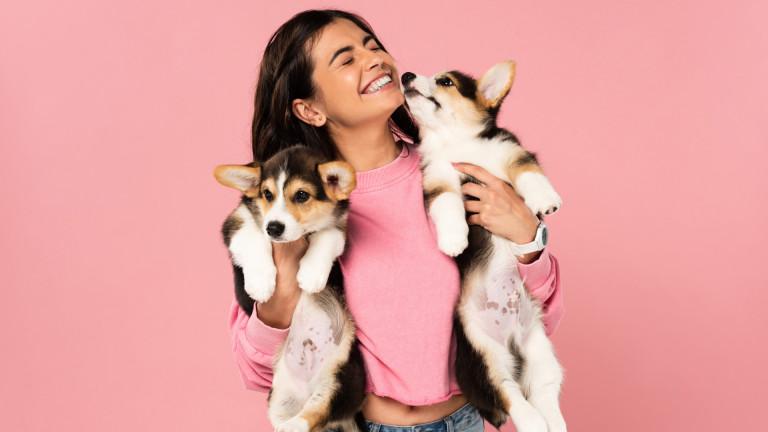 Кучетата ни правят по-здрави и по-щастливи