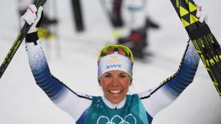 Шведка взе първия златен медал в ПьонгЧанг