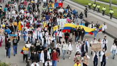 17 загинали и стотици ранени след протести в Колумбия