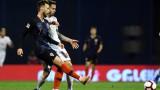 Хърватия - Испания 3:2, втори гол на Йедвай