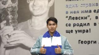 Меси от Казахстан е голям любимец на Станимир Стоилов