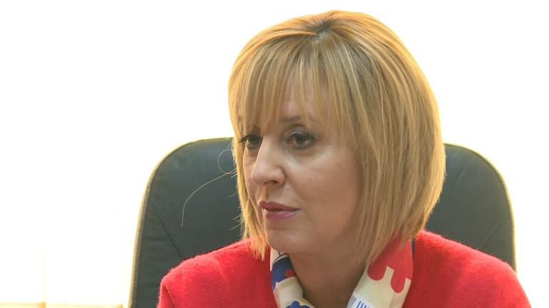 Идеите на Мая Манолова минират финансовата стабилност