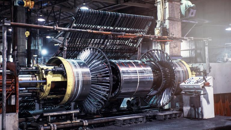 Производствената рецесия на Германия се задълбочава