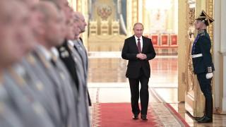 Путин разпореди в руската армия да има 1 013 628 военнослужещи