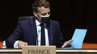 Макрон и Меркел настояват САЩ да изнасят COVID ваксини