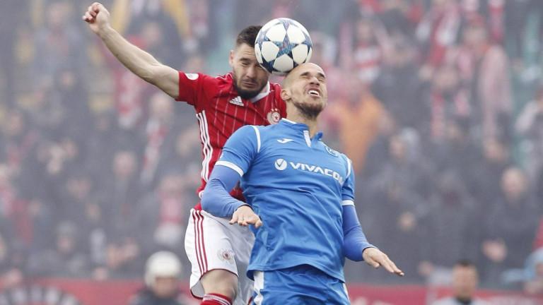 Левски взима за Обертан малко под 2 милиона евро