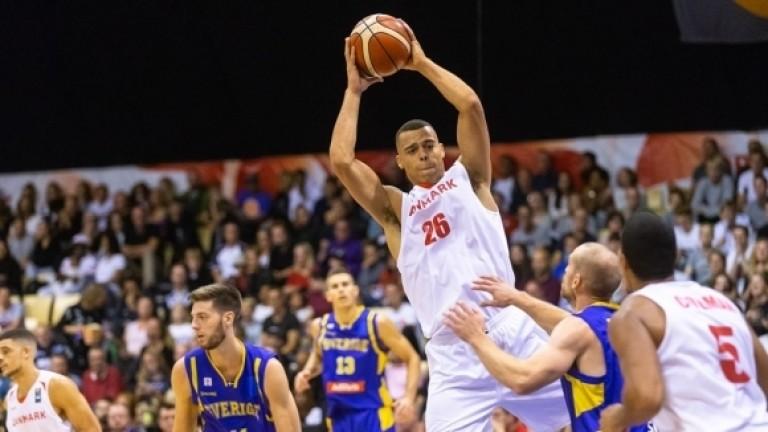 Датският национал Йонас Зохоре подписа с Рилски спортист. 211-сантиметровият баскетболист
