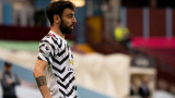 Бруно Фернандеш: Бих искал съвет от Фъргюсън как да стана по-добър футболист