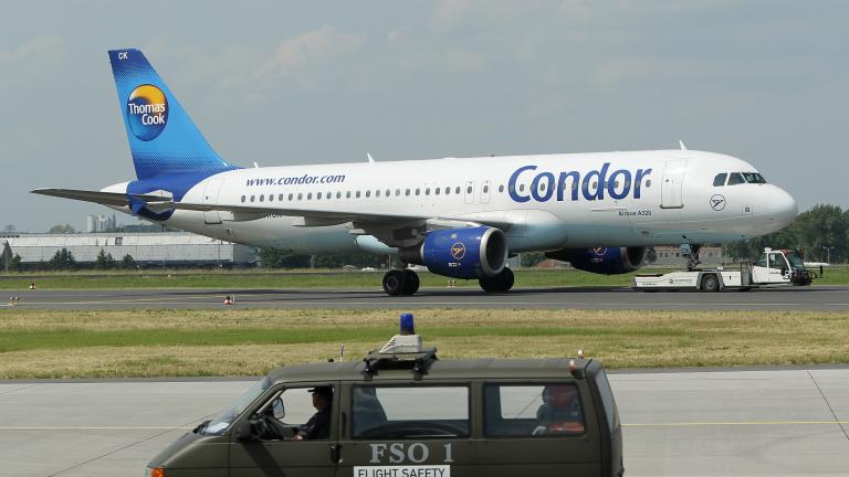 Берлин спасява Condor след фалита на Thomas Cook